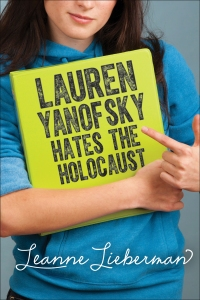 Lauren Yanofsky cover