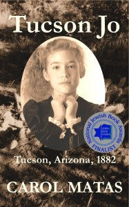 tucson jo national book award finalist