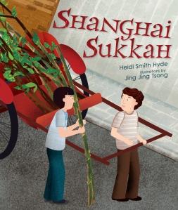 Shanghai Sukkah (2)