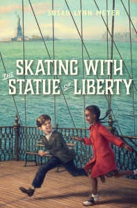 Skating Statue of Liberty CVR Sketch.indd