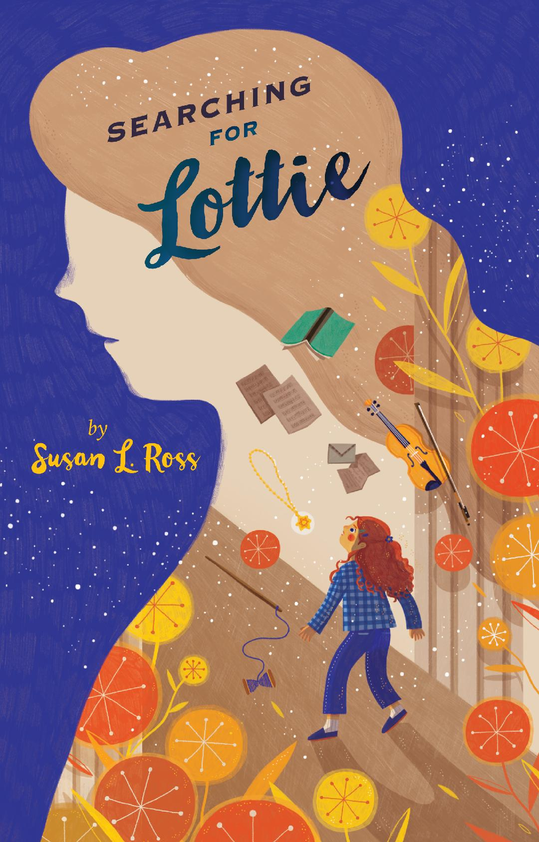 Author's Notebook   Searching for Lottie by Susan L  Ross